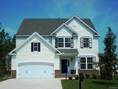Mechanicsville Single Family Home For Sale: 10137 Merrittcroft Court