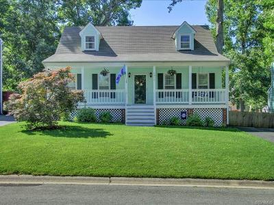 Henrico Single Family Home For Sale: 2417 Crystal Ridge Road