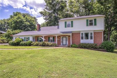 Henrico Single Family Home For Sale: 2106 Boxwood Place