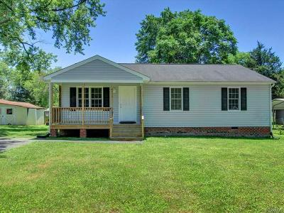 Richmond Single Family Home For Sale: 4313 2nd Street