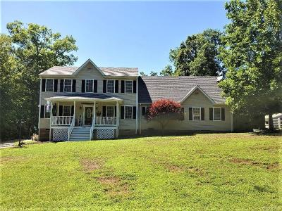 Aylett Single Family Home For Sale: 136 Parkwood Drive