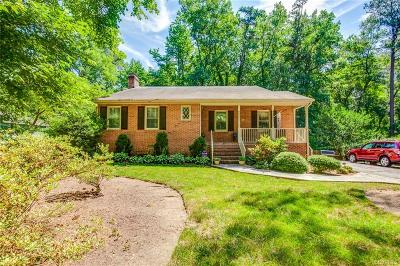 Richmond Single Family Home For Sale: 2219 Stratford Road