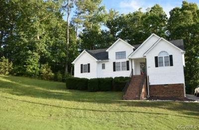 Dinwiddie Single Family Home For Sale: 22901 Pheasant Court