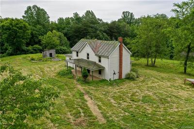 Louisa Single Family Home For Sale: 4700 Fleming Road