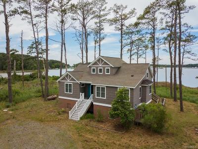 White Stone Single Family Home For Sale: 6406 Windmill Point Road