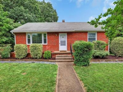 Henrico Single Family Home For Sale: 504 Sinton Road