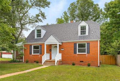 Richmond Single Family Home For Sale: 3501 Rosewood Avenue