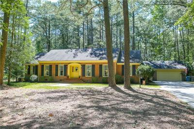 Single Family Home For Sale: 13900 Fairwood Road