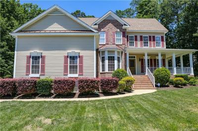 South Chesterfield Single Family Home For Sale: 1506 Quiet Forrest Lane