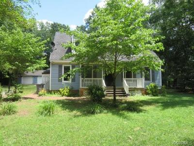 Chester Single Family Home For Sale: 12011 Bundle Road