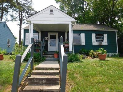 Petersburg Single Family Home For Sale: 36 Gibbons Avenue