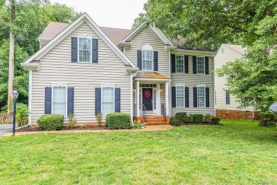 Mechanicsville Single Family Home For Sale: 10341 Brickerton Drive