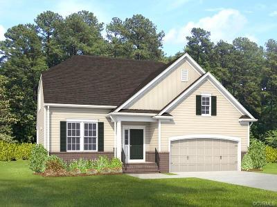 Mechanicsville Single Family Home For Sale: 10113 Merrittcroft Court