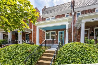 Richmond Single Family Home For Sale: 3207 Hanover Avenue