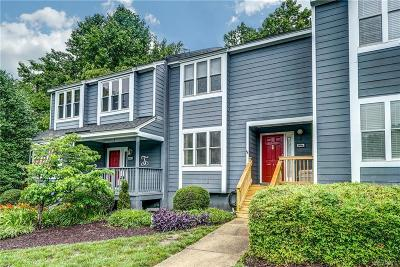 Henrico Condo/Townhouse For Sale: 10014 Joppa Court