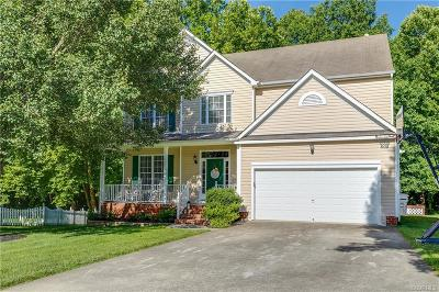 Mechanicsville Single Family Home For Sale: 9512 Indianfield Drive