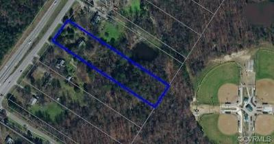 Chesterfield Land For Sale: 8011 Iron Bridge Road