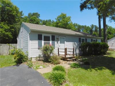 Single Family Home For Sale: 506 Pullbrooke Drive