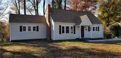 Colonial Heights Single Family Home For Sale: 215 Cambridge Place