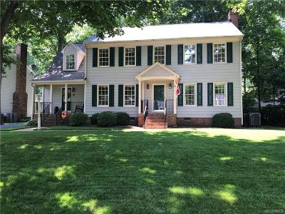 Henrico Single Family Home For Sale: 2846 Waterford Way