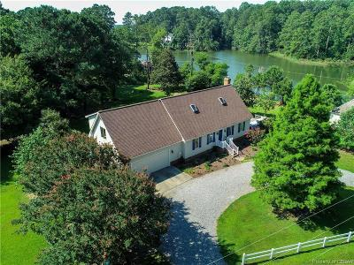 Single Family Home For Sale: 8456 Baileys Wharf Road