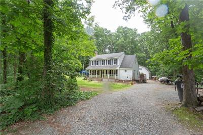 Powhatan Single Family Home For Sale: 4020 Jefferson Woods Drive