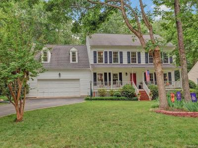 Midlothian Single Family Home For Sale: 14205 Candlewick Court