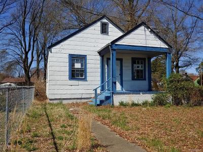 Richmond Single Family Home For Sale: 100 31st Street