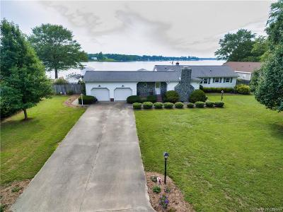 Single Family Home For Sale: 352 Shore Drive