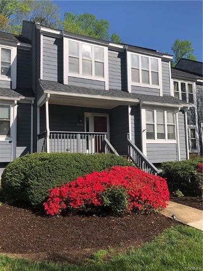 Henrico Condo/Townhouse For Sale: 10006 Joppa Court