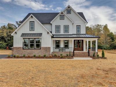 Hanover Single Family Home For Sale: 9464 Andrew Wickham Lane