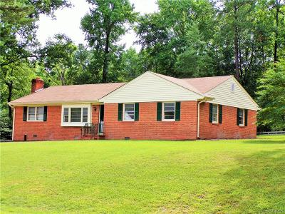 Midlothian Single Family Home For Sale: 3651 Markey Road