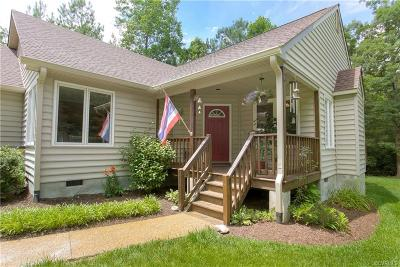Chester Single Family Home For Sale: 18000 River Road