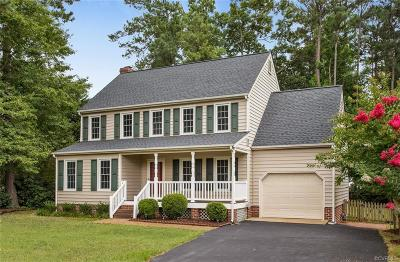 Henrico Single Family Home For Sale: 12001 Sunrise Road