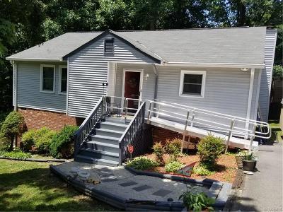 Richmond Single Family Home For Sale: 7006 N Mason Run Drive