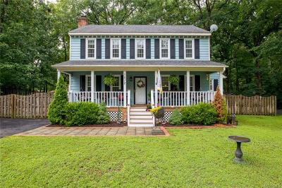 Chester Single Family Home For Sale: 3612 Welch Court