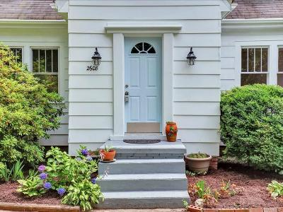 Single Family Home For Sale: 2608 Grant Street
