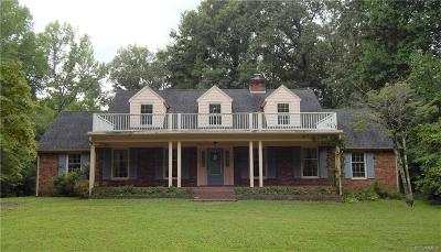 Hanover County Single Family Home For Sale: 12263 Howards Mill Road