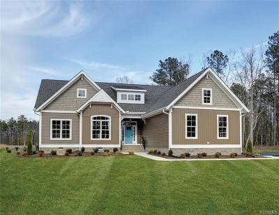 Richmond Single Family Home For Sale: 5500 Ligon Run Place