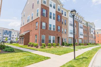 Henrico Condo/Townhouse For Sale: 4220 Bon Secours Parkway #A