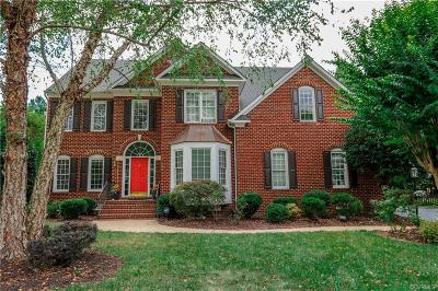 Henrico County Single Family Home For Sale: 6116 Bradford Landing Drive