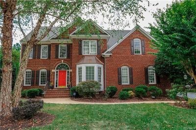 Glen Allen Single Family Home For Sale: 6116 Bradford Landing Drive