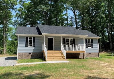 Single Family Home For Sale: 1 Tbd Smokey Road