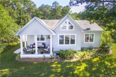 Middlesex County Single Family Home For Sale: 1911 Remlik Drive