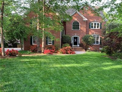 Glen Allen Single Family Home For Sale: 5905 Kelbrook Lane