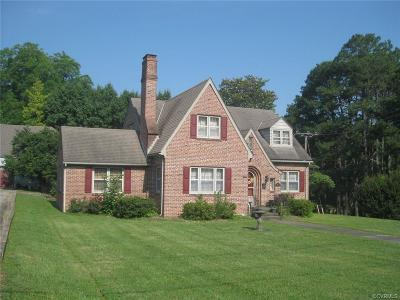 Lawrenceville Single Family Home For Sale: 601 S Main Street