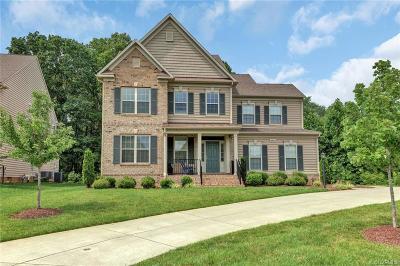 Glen Allen Single Family Home For Sale: 4901 Stable Ridge Court