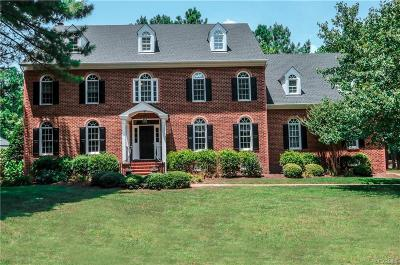 Henrico County Single Family Home For Sale: 6106 Treyburn Way