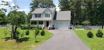 Sussex County Single Family Home For Sale: 306 Jasper Lane