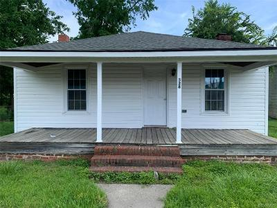 Single Family Home For Sale: 528 W Main Street